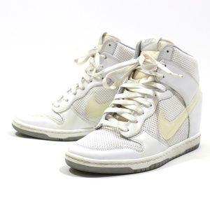 Nike Dunk Sky Hi Wedge Court Heel